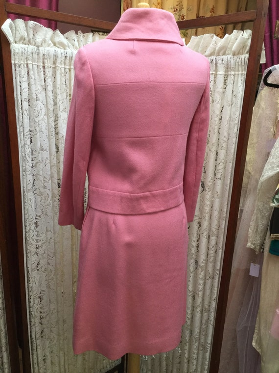 Vintage, pink suit,  women's suit, fifties suit, … - image 2