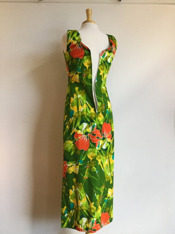 Vintage Hawaiian dress - image 3