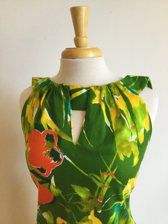 Vintage Hawaiian dress - image 6