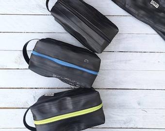 culture bag - washing bag - toiletry bag - vegan leather toiletry bag - toiletry bag for men