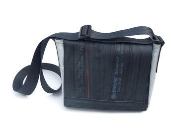RECYCLED BaG - WATeRPROOF, Men Messenger Bag, Cross body bag, gift for men, rustic, eco