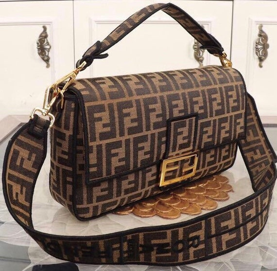 Fendi Baguette Large Bag