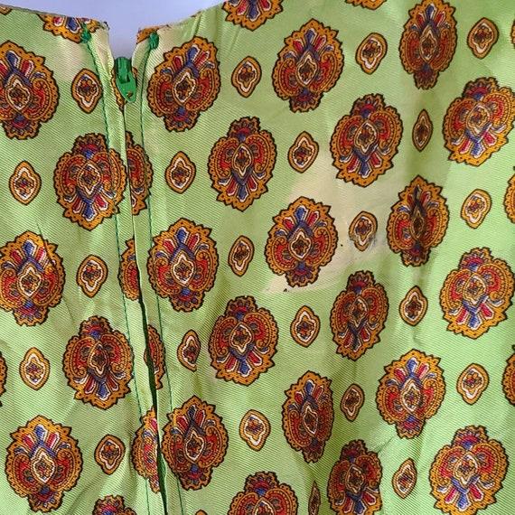 Vintage 50s 60s beach pajamas set summer two piec… - image 7