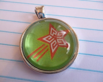 This Star Won't Go Out star necklace