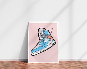 nike air jordan schoenendoos