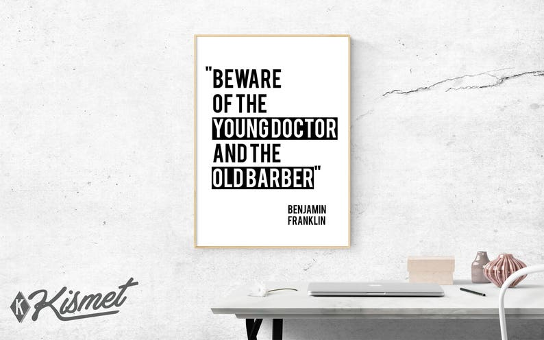 photo regarding Ben Franklin Coupons Printable identified as Quotation PRINT Printable Artwork Benjamin Franklin Artwork Print Property Decor Workplace Decor Wall Decor Dorm College or university MOTIVATIONAL Poster Getaway Nike