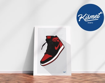 AIR JORDAN PRINT - Sneaker Art