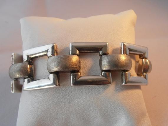 Vintage Italian European silver 800 bracelet - Perfect gift - Anniversary - Birthday