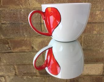 More sausage dog love! tea mug
