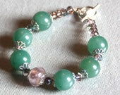 Aventurine, Crystal and s...