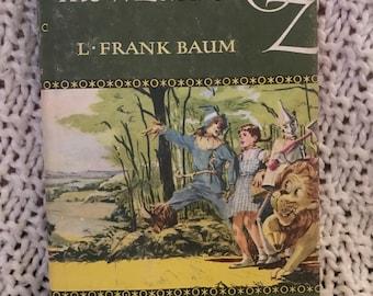 Wizard of Oz Book hardback
