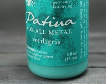 Vintaj Patina, Jewelry Patina, Teal Patina, Metal Patina, Hand Stamping, Stamping Supplies, Metal Embossing, Jewelry Stamping,