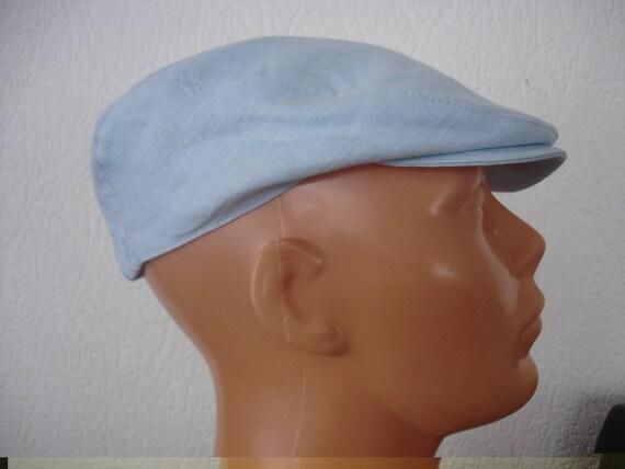 ccabc050a601 Les garçons plat Bonnet casquette lin nouveau garçon chapeau   Etsy