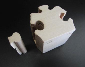 Proposal Ring Box,Puzzle Box, Engagement Ring Box, Wedding Ring Box