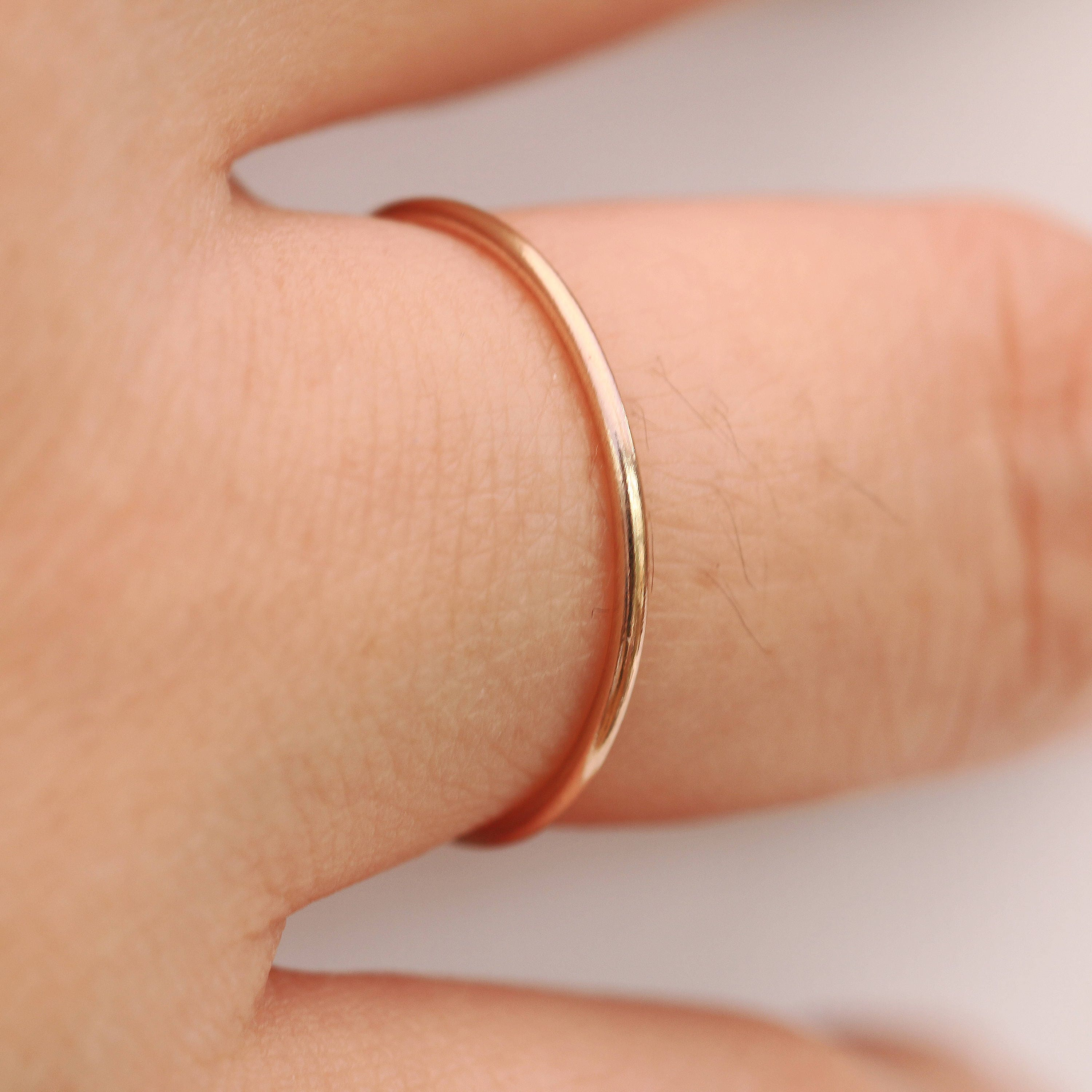 rings regarding engagement ring plain gold wedding thick band weddingbee thin bands