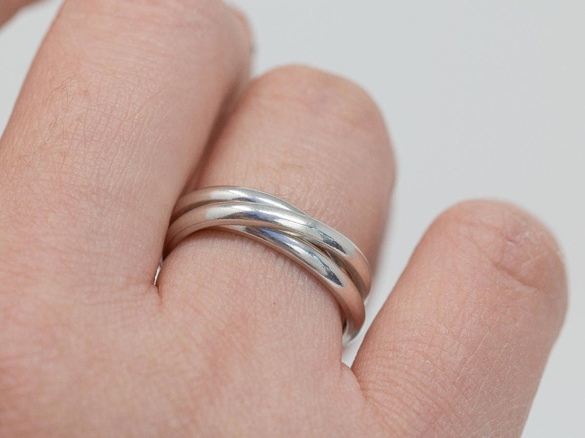 Sterling Silver Russian Wedding Ring|Sterling Silver Russian Wedding ...