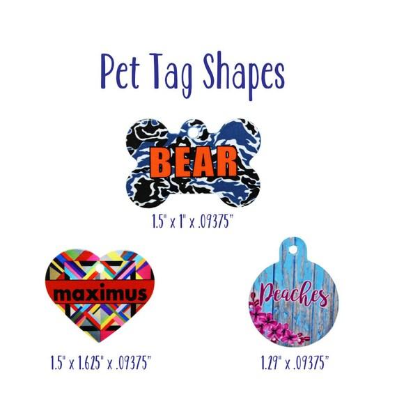 Accessoires pour animaux de compagnie personnalisé, étiquette ou tag personnalisé pour animaux de compagnie, deux face étiquette pour animaux de compagnie, personnalisés tag pour animaux de compagnie, les animaux de compagnie tag léopard, OS forme étiquett