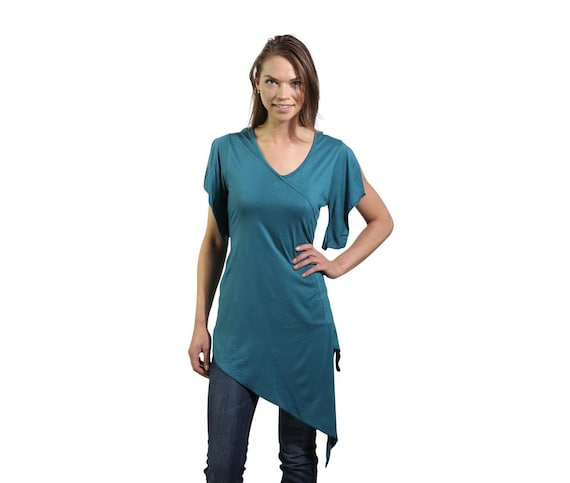 deedbb8af73 Phish Top M135 tunic summer top maternity work clothes