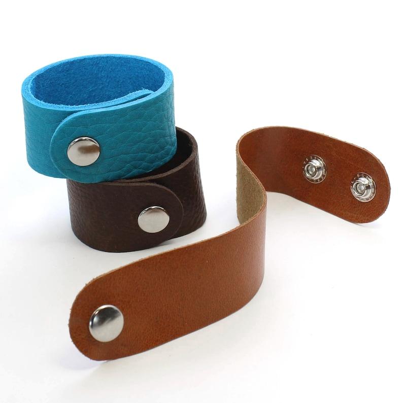 Wide Leather Cuff Men/'s Bracelet Leather Bison Bracelet- Buffalo Cuff Leather Cuff Roam Free Leather Bracelet