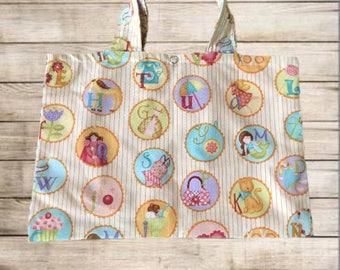 Little Girl's Tote Bag