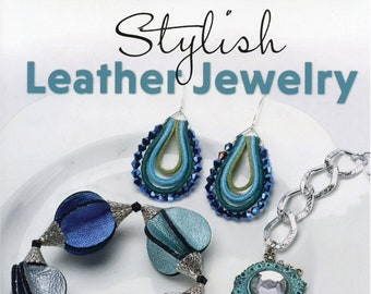 How to make Stylish Leather Jewelery book