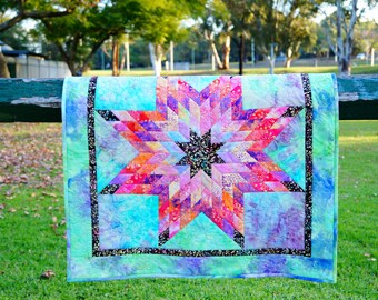 customise only-Lone star wall hangings quilts/home decor