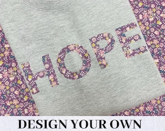 DESIGN YOUR OWN Liberty of London Sweater