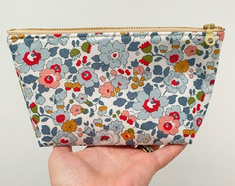 Liberty of London Makeup Cosmetic Bag