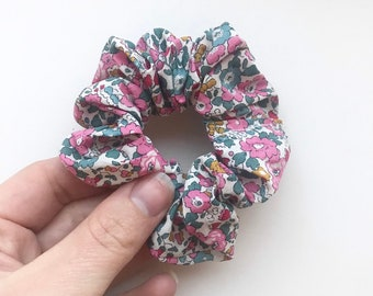 Children's Liberty of London Scrunchie. Choose from a range of fabrics