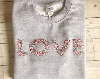 Liberty of London LOVE Sweater