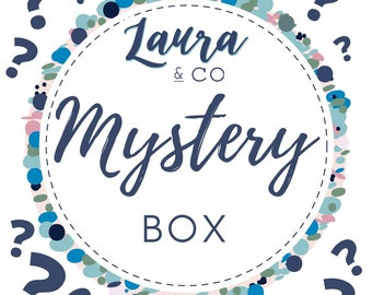 Mystery Box, containing a selection of Liberty of London items