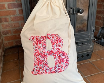PRE ORDER Liberty of London Personalised Santa Sack