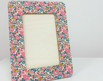 Liberty of London Wooden Photo Frame.