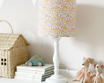 Liberty of London Lampshade, available in 15cm/20cm/30cm. Choose from a range of Liberty fabrics