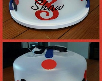 Personalized Cake/Cupcake Carrier