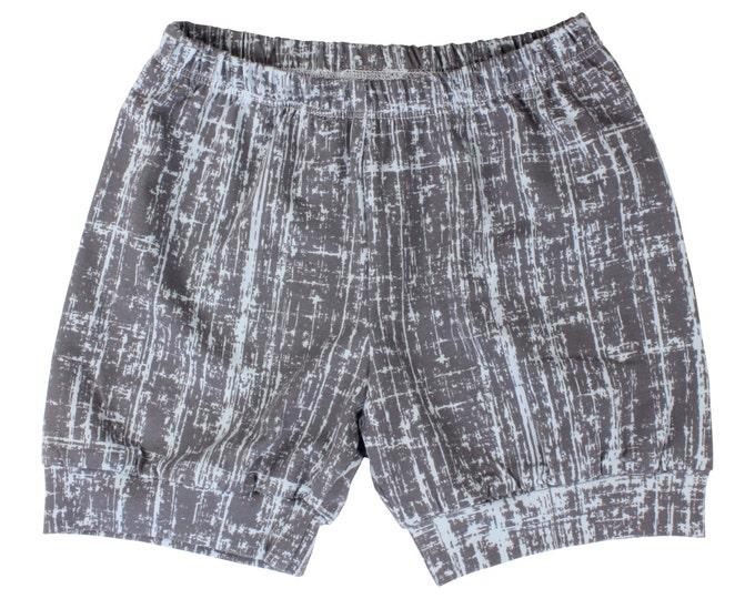 Gray Gravel Baby Shorts Boy Shorts Gray Shorts Toddler Shorts Cuff Shorts Neutral Shorts Comfortable Baby Clothing Shorts