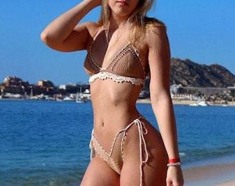 Crochet Bikini Nsfw