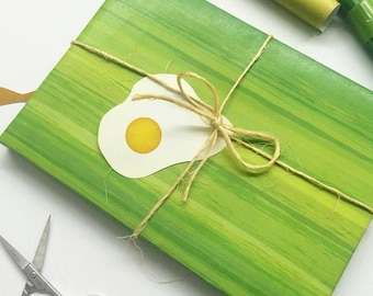 Banana Leaf Wrapping Paper