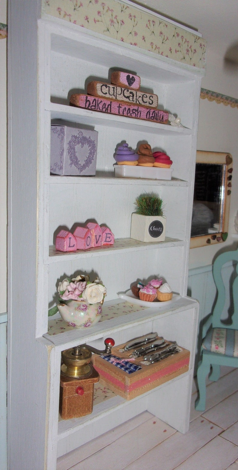 Dolls House 1:12th Cake Shop Display image 0