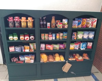 Grocery Shop Display 1:12th Dolls House