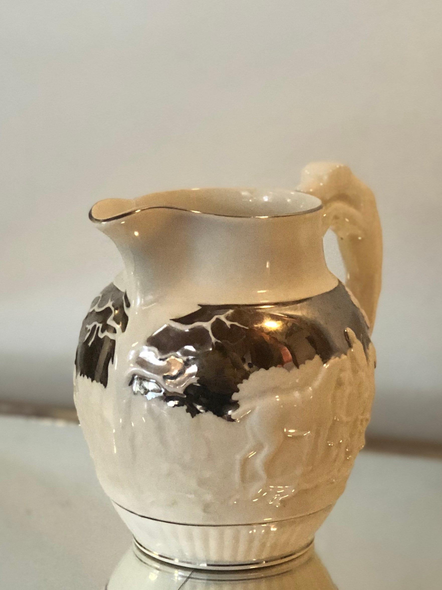 Carafe en verre en pâturages panier déco fleurs mariage amour cœur