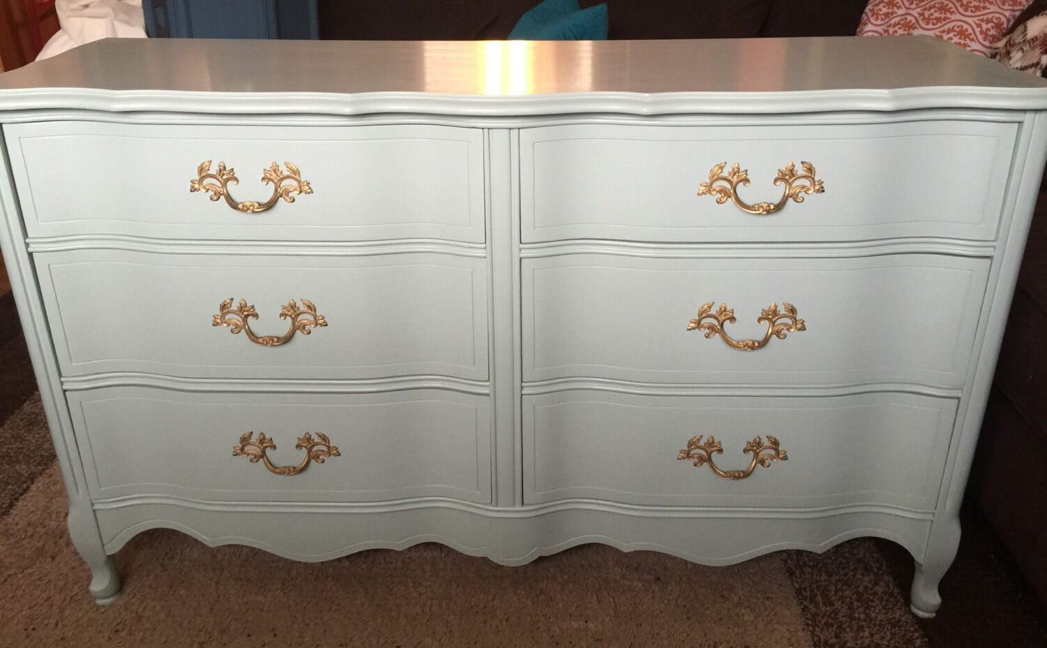 zoom SOLD Vintage Bassett French Provincial 6