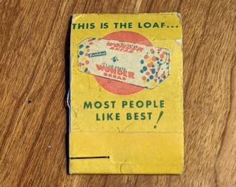 1945 Wonder Bread Stocking Repair Kit - Historical, Rare!