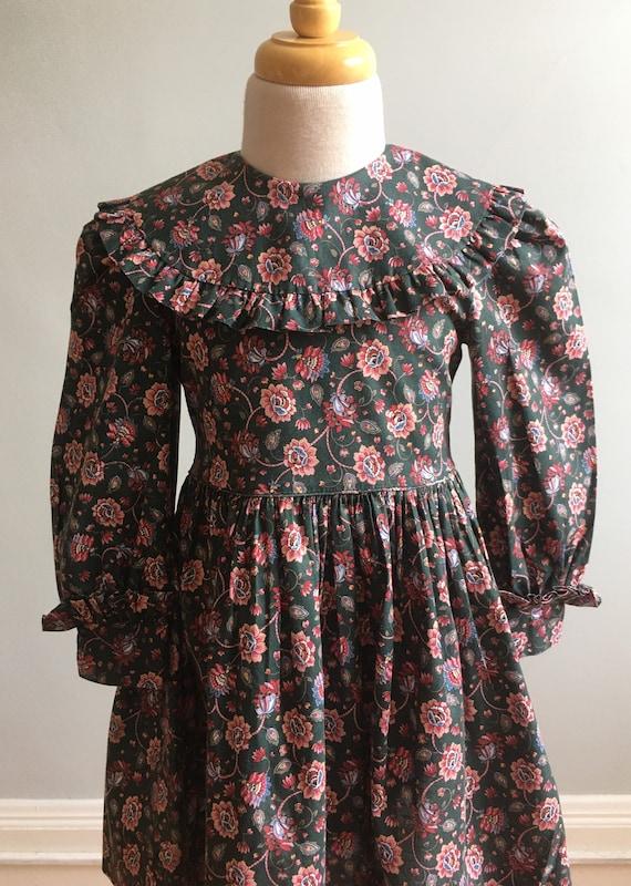 Vintage 80's Jayne Copeland Dress