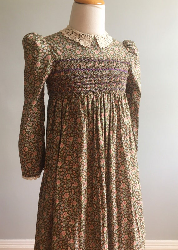 Vintage Girl's Liberty of London Dress