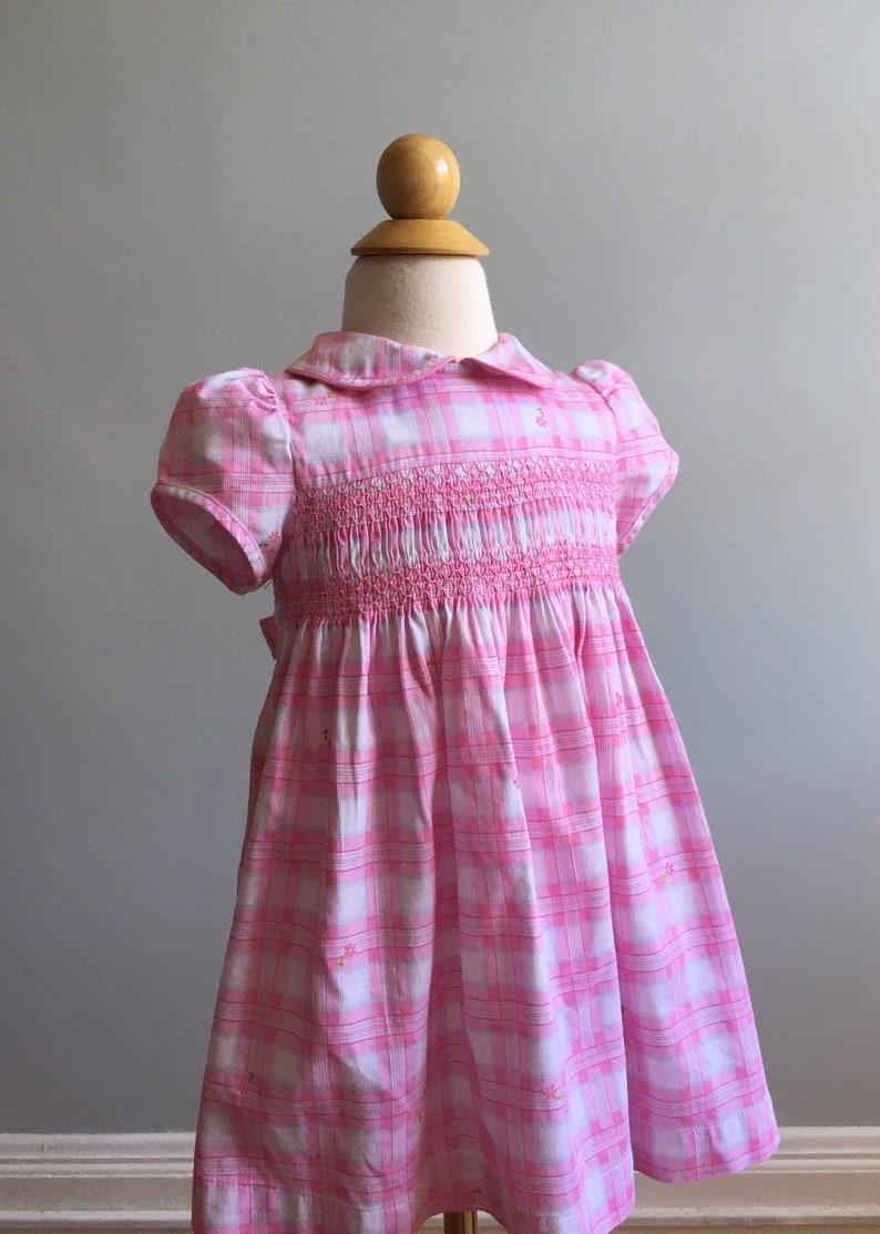 Vintage \u201cLaura Ashley\u201d Girl\u2019s Dress