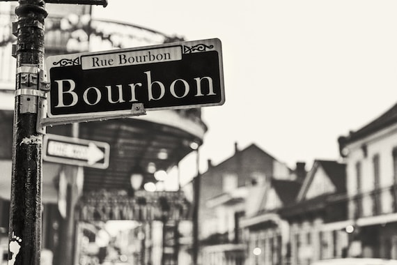 Bourbon Street, New Orleans (Photography)
