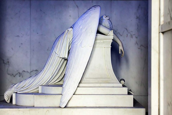 Angel of Grief, New Orleans (Photography)