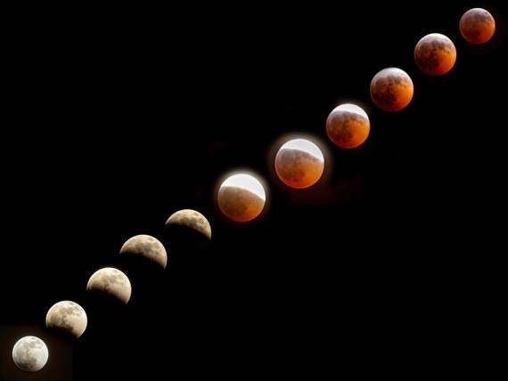 Blood Moon Eclipse (Photography)
