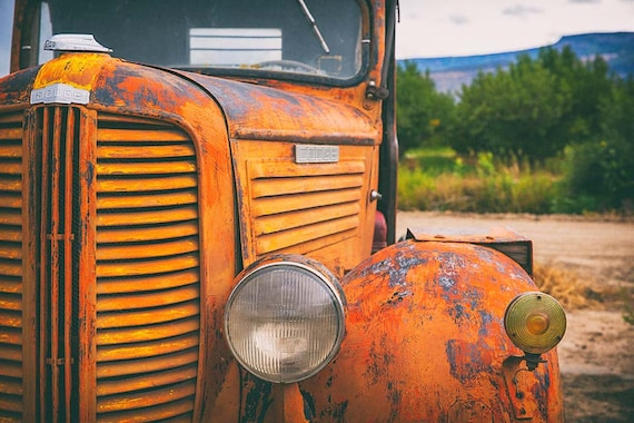 Dodge Truck, Colorado (Photography)